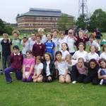 Kidlington Year 3/4 Athletics Festival