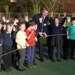 Cropredy unveil new playground
