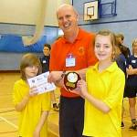 Cooper Family Sportshall Athletics G&T