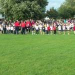 Bicester Area Primary Cross Country 2012
