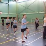 Kidlington  Dance Festival leaders training