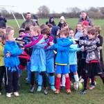 #FootballRemembers at U9 Football Final