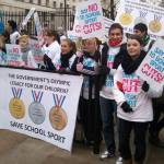 Young Ambassadors descend on Downing Street