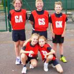 Bicester Area High 5 Netball