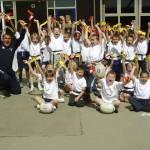 Kidlington Year 2  tag rugby