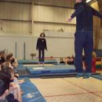 Trampolining for Year 6 Students