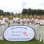 Banbury Youth Cricket Team win National Title