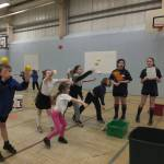 Year 3/4 Inclusive target festival at Banbury