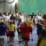 BCC Schools have fun dancing!