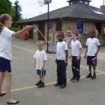 NORTH KIDLINGTON SCHOOL SKIPPING CLUB