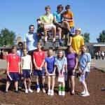 NORTH KIDLINGTON SCHOOL SPORTS DAY  2010