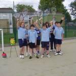 Tennis Club at Gosford Hill