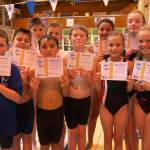 Bicester Area Swimming Success
