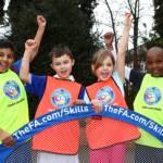 Primary FA Tesco Skills Programme