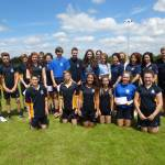 BGN students gain Sport Leadership Award