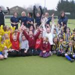 Bicester Area Yr 3/4 Girls' Football Festival