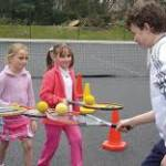 Tennis Leader Course - Easter 2014