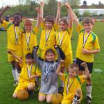 Banbury United hosts Y3 & 4 Football Final