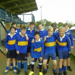 Gosford Year 8 Boys attend Rugby Festival
