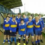 Gosford Year 8 Boys attend Rugby Festival