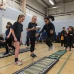 Bnabury Family G+T Sportshall athletics
