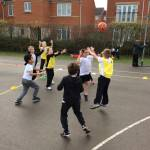 End of term fun and games