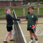 Banbury Area Mini Tennis Festival
