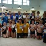 Swimmers make a Splash at SSP Finals