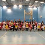 North 1 Sports Hall Athletics Festivals