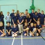 Edward Feild's Intra Badminton Festival