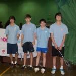 Center Parcs KS3 Boys Badminton Round 2