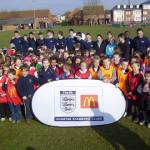 KIDLINGTON YEAR ONE / TWO FOOTBALL FESTIVAL