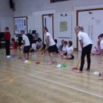 Tri golf in Kidlington primary schools