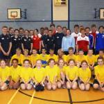Cooper Family G&T Sportshall Athletics