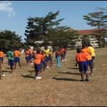 Bure Park takes Cricket to Uganda!