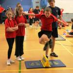 Cooper Family Sportshall Athletics Festival