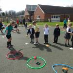 Playground leaders increase activity levels