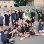 BCC family Playground Leaders STEP to 'It'