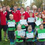 BCC Tag Rugby Festival 2012