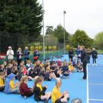 Bicester Area Year 3/4 Mini Tennis