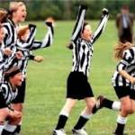 Free Girls' Football in Bicester