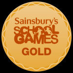 Bure Park Primary hit Gold!