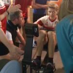 Determination apt at U15 Rowing Final