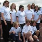 Gail Emms visits during School Sport Week