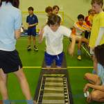 Sportshall Athletics gets Competitive!