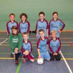Kidlington Year 3/4 G&T football competition