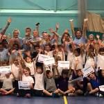 Kidlington Family Year 3 Team Building