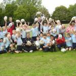 Wasps visit to Kidlington