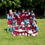 Edward Feild School enter the Chairman's Cup