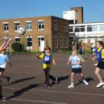 Bicester Area Year 5/6 High Five Netball